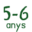 5-6 anys
