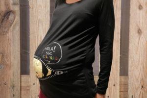 samarreta embaràs nom nadó
