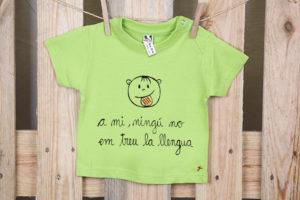 samarreta ningú em treu la llengua català